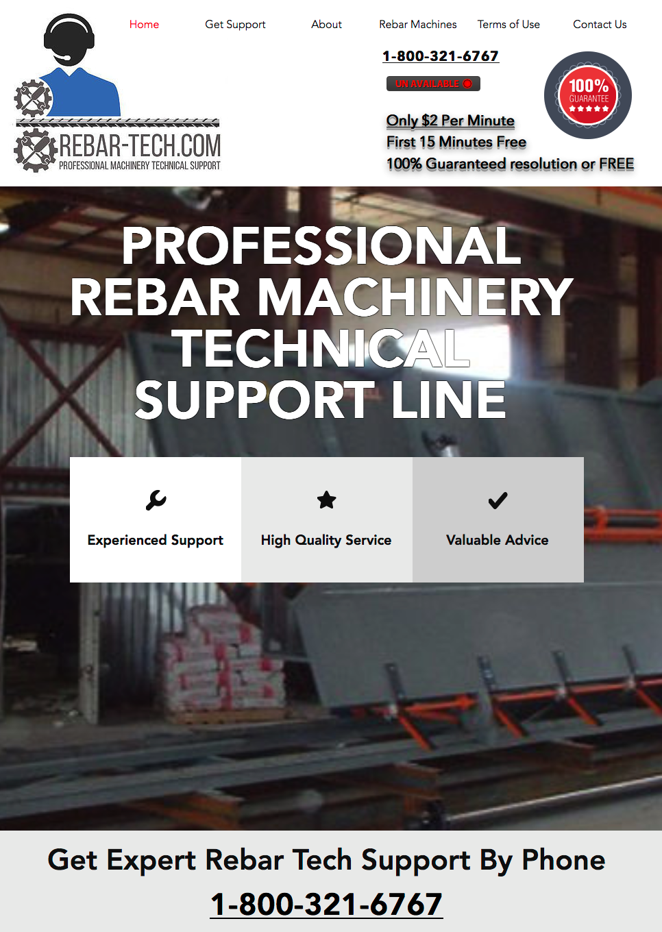 Technical Support Line