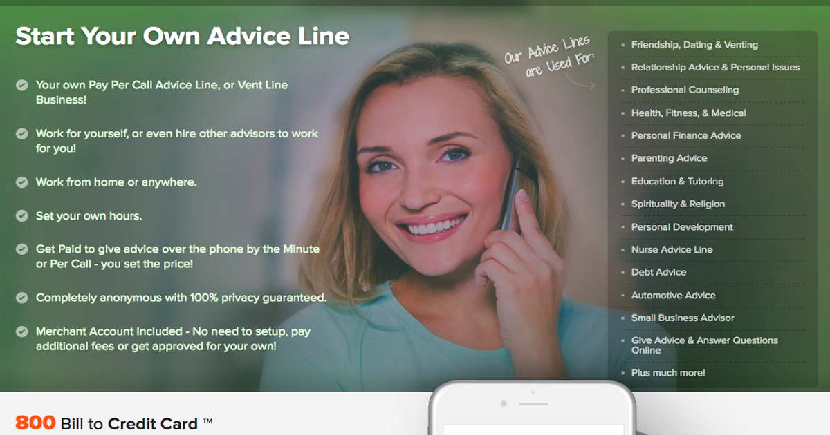 Online dating second phone call
