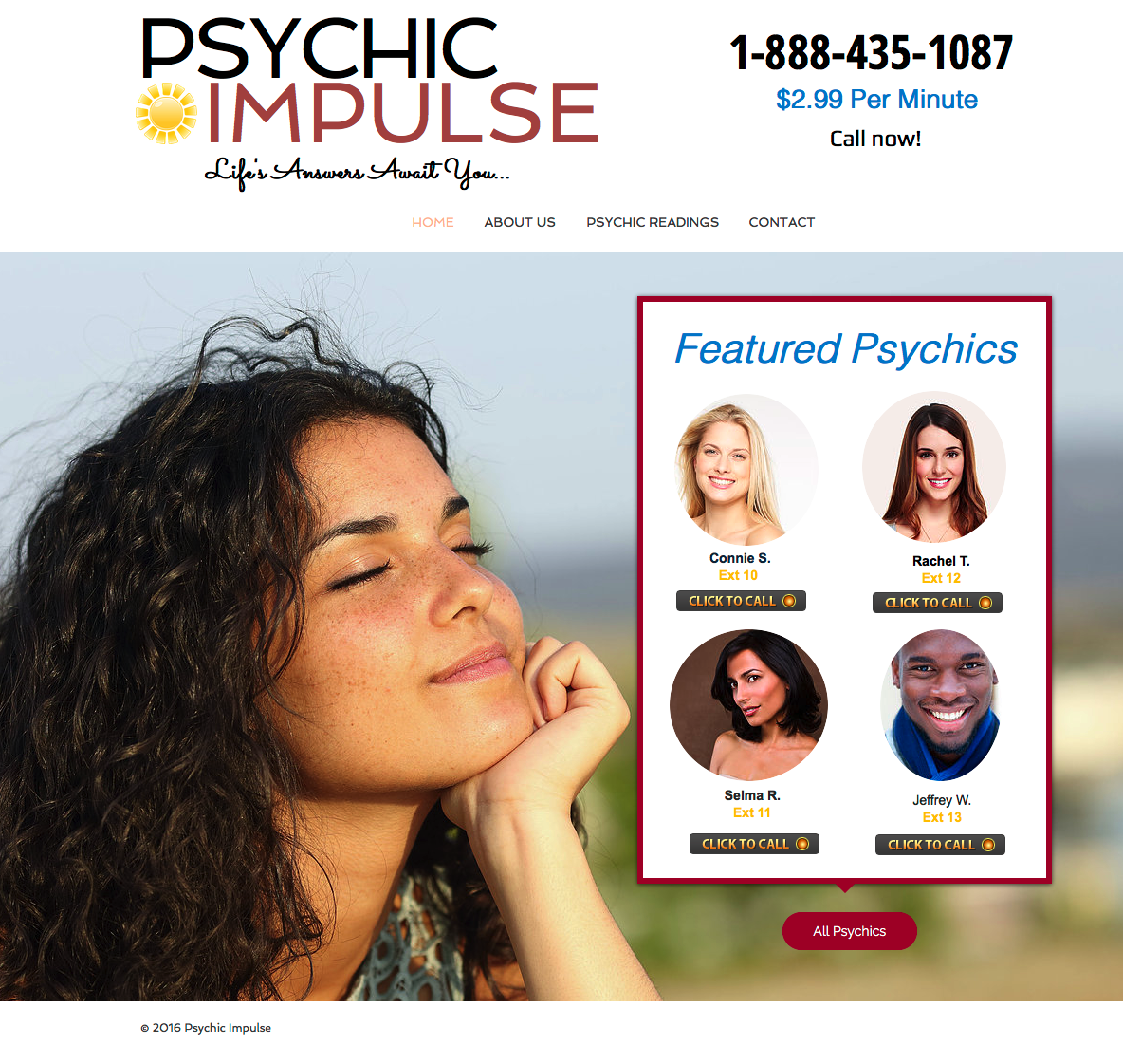 Psychic Line (Multiple Operators)