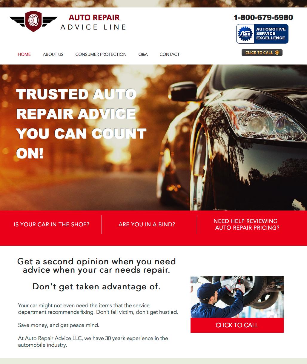Advice Line (Automotive)