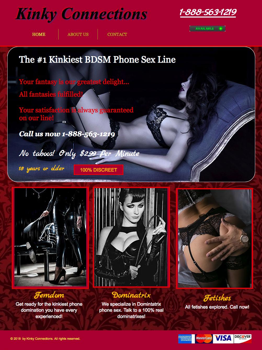 Adult Line (BDSM)